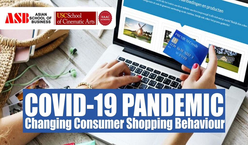 The Changing Consumer Shopping Habits due to Covid-19 pandemic