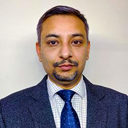 Mr. Abhishek Saxena