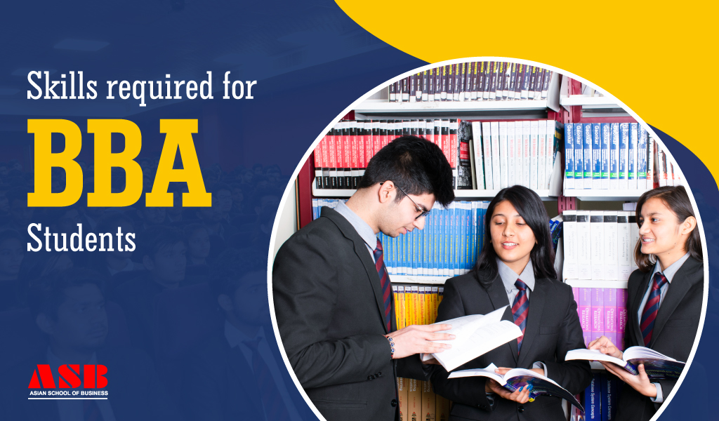 Skills required for BBA students