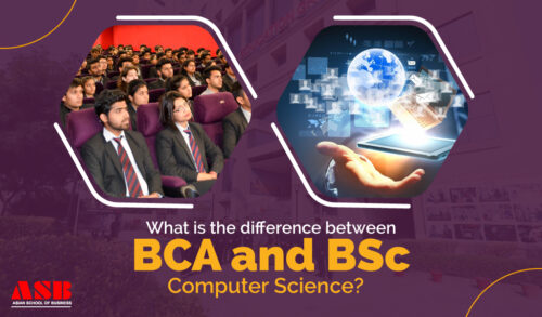 difference between BCA and BSc computer science