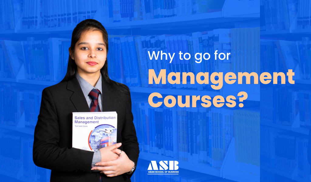 Why to go for Management Courses?