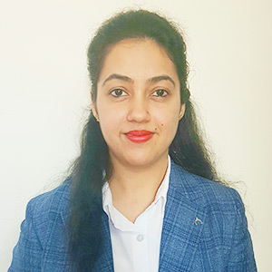 Ms. Neha Thakur