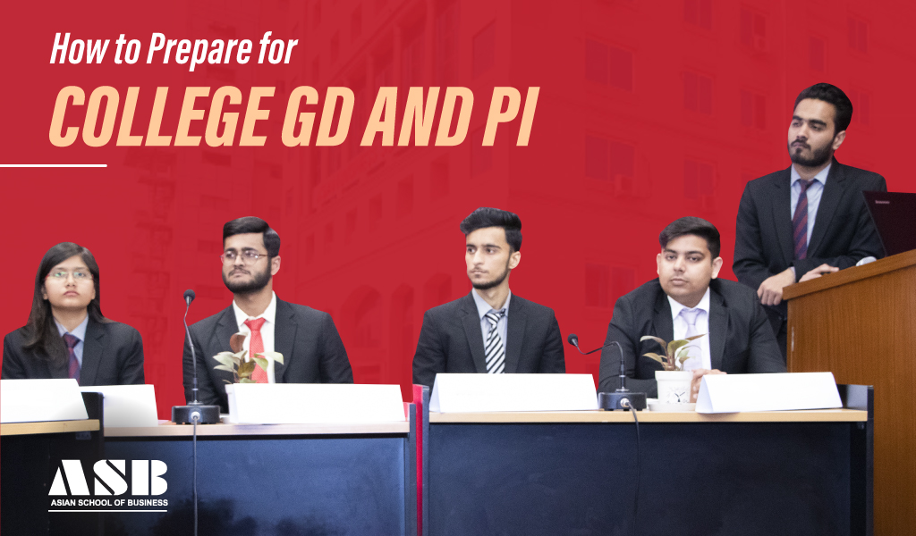 How to Prepare for College GD and PI
