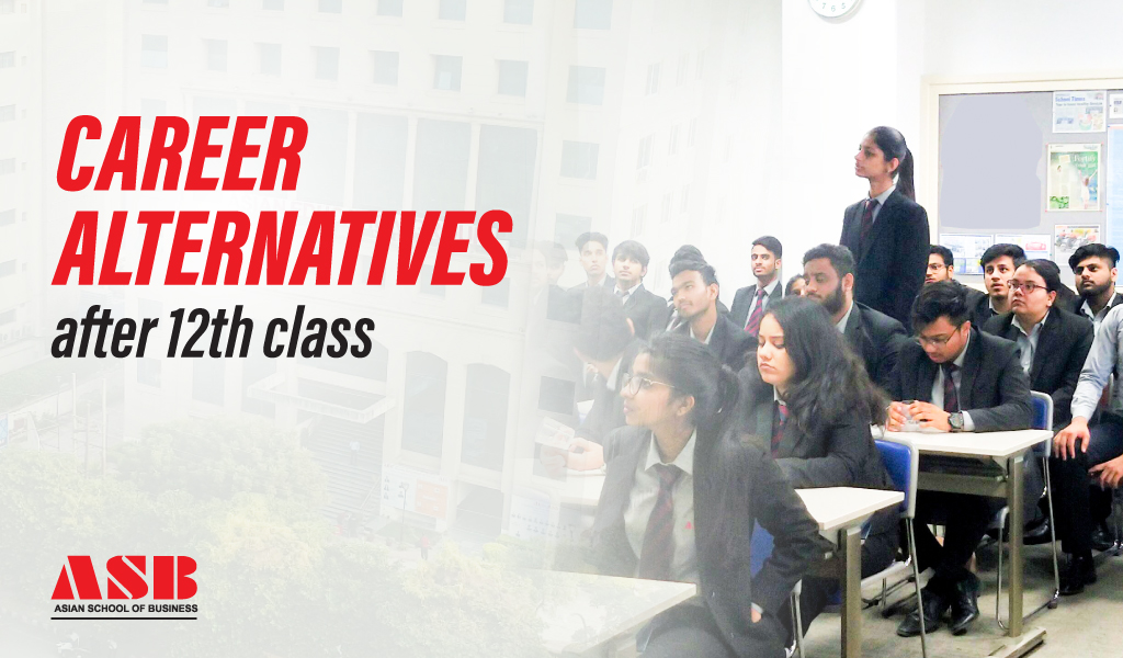 Career alternatives after 12th class