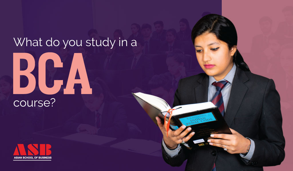 What do you study in a BCA course?